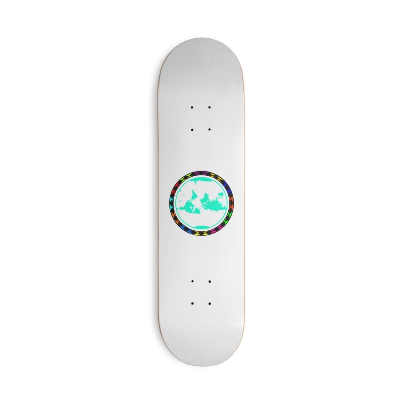 New Vision UN - Max Accessories Deck Only Skateboard by Ugovi Artist Shop