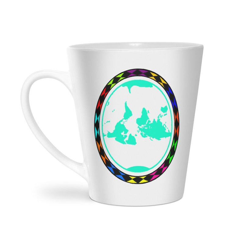 New Vision UN - Max Accessories Latte Mug by Ugovi Artist Shop