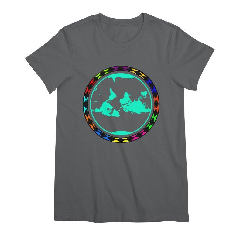 New Vision UN - Max Women's Premium T-Shirt by Ugovi Artist Shop