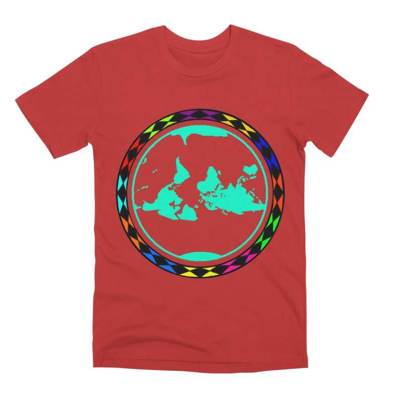 New Vision UN - Max Men's Premium T-Shirt by Ugovi Artist Shop