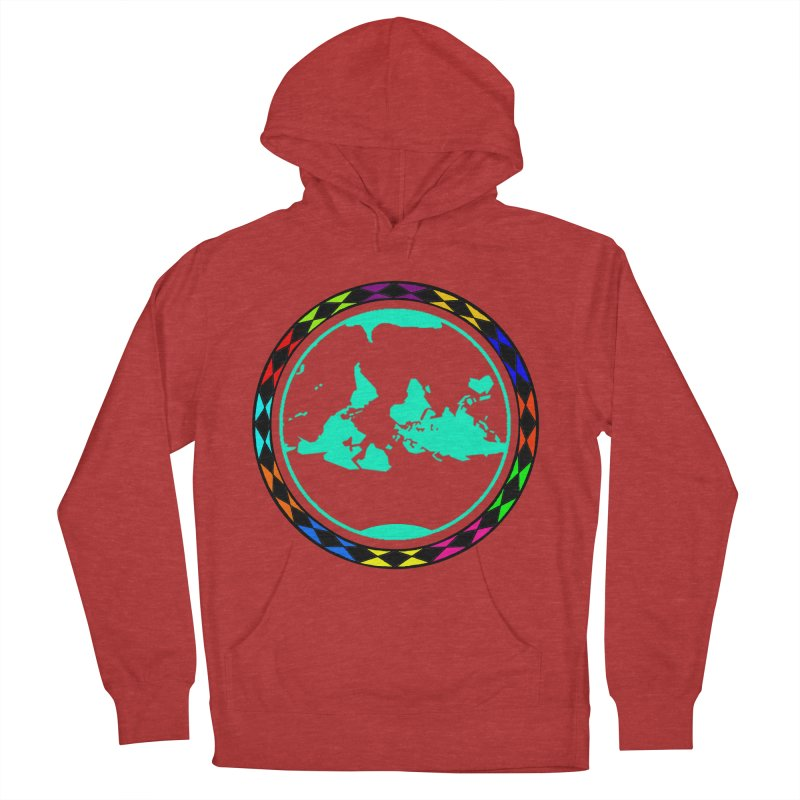 New Vision UN - Max Women's French Terry Pullover Hoody by Ugovi Artist Shop