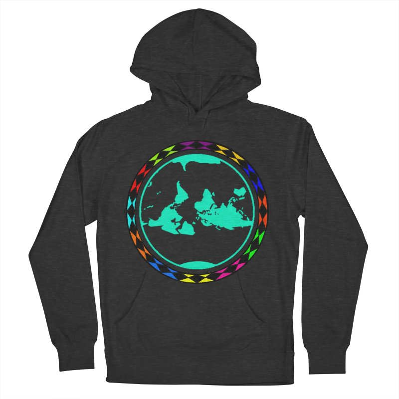 New Vision UN - Max Men's French Terry Pullover Hoody by Ugovi Artist Shop