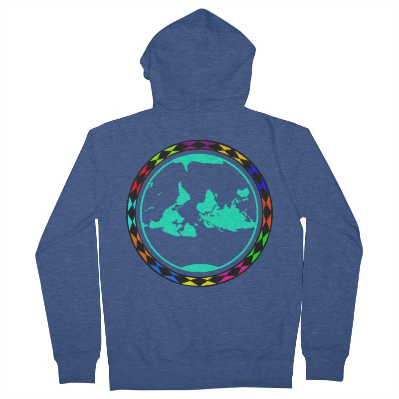 New Vision UN - Max Women's French Terry Zip-Up Hoody by Ugovi Artist Shop