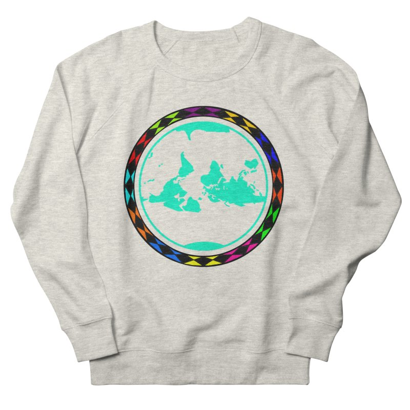 New Vision UN - Max Women's French Terry Sweatshirt by Ugovi Artist Shop