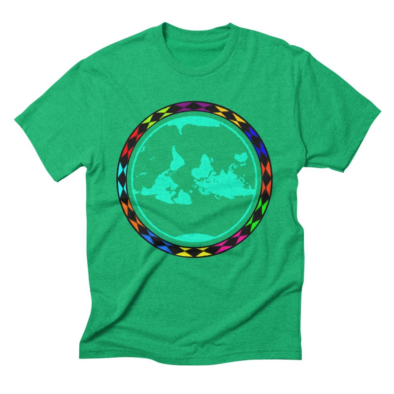 New Vision UN - Max Men's Triblend T-Shirt by Ugovi Artist Shop
