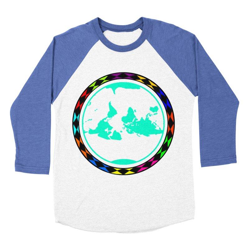 New Vision UN - Max Men's Baseball Triblend Longsleeve T-Shirt by Ugovi Artist Shop