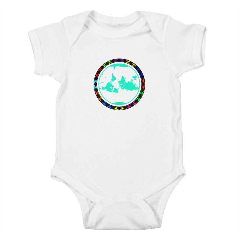 New Vision UN - Max Kids Baby Bodysuit by Ugovi Artist Shop