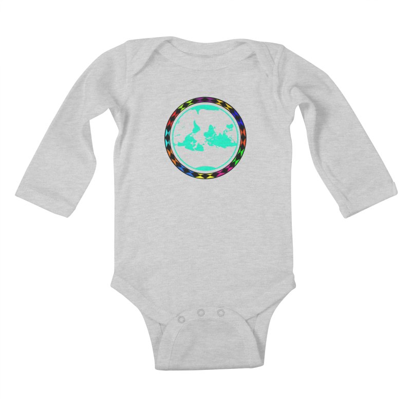 New Vision UN - Max Kids Baby Longsleeve Bodysuit by Ugovi Artist Shop