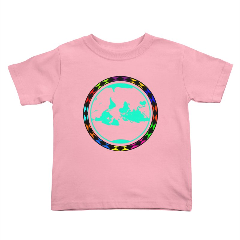 New Vision UN - Max Kids Toddler T-Shirt by Ugovi Artist Shop