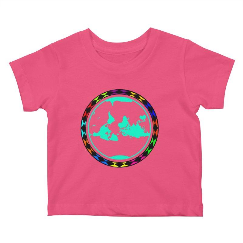 New Vision UN - Max Kids Baby T-Shirt by Ugovi Artist Shop