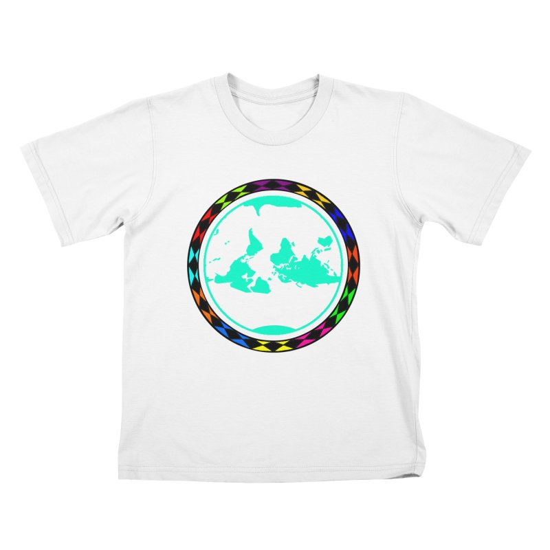 New Vision UN - Max Kids T-Shirt by Ugovi Artist Shop