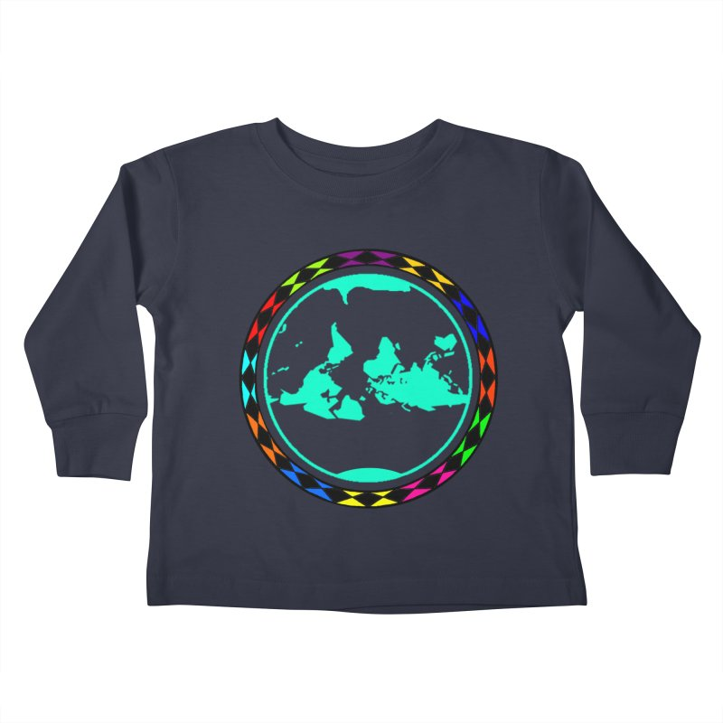New Vision UN - Max Kids Toddler Longsleeve T-Shirt by Ugovi Artist Shop