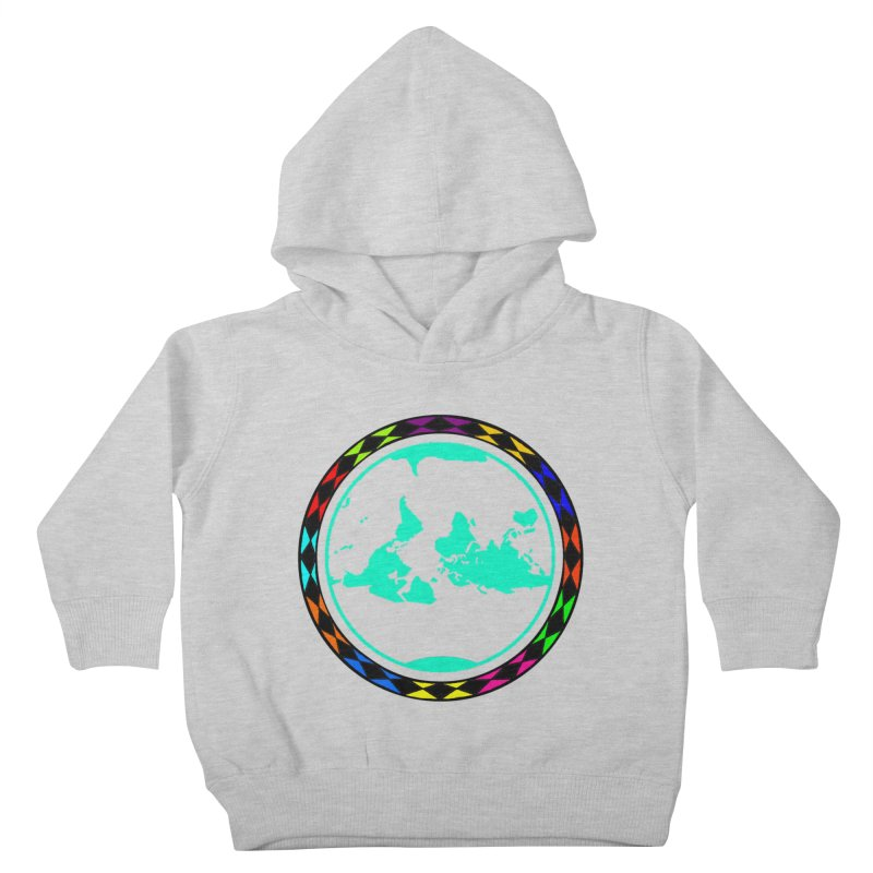 New Vision UN - Max Kids Toddler Pullover Hoody by Ugovi Artist Shop
