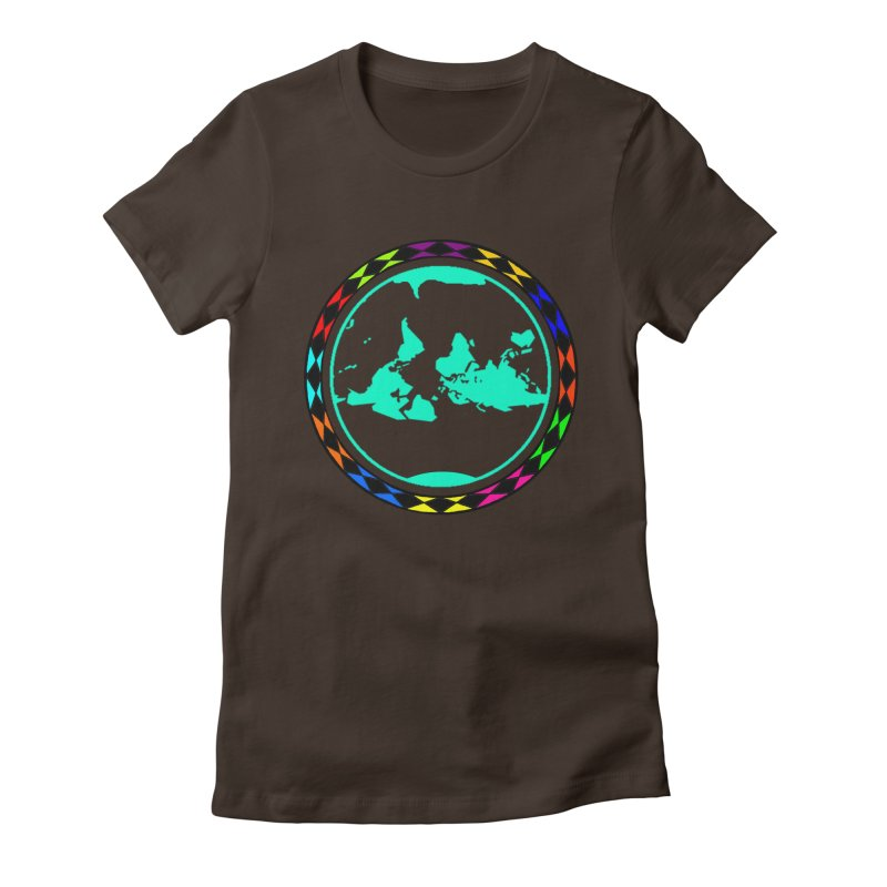 New Vision UN - Max Women's Fitted T-Shirt by Ugovi Artist Shop
