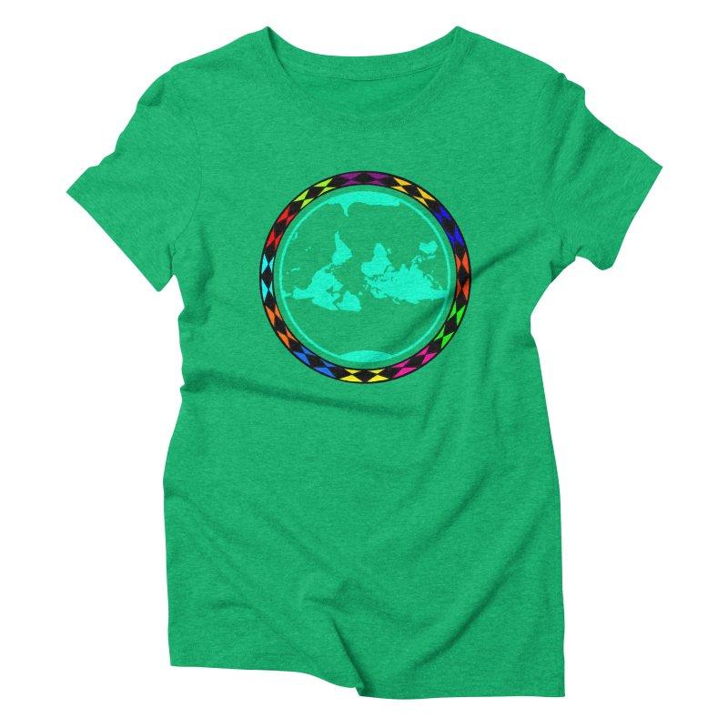 New Vision UN - Max Women's Triblend T-Shirt by Ugovi Artist Shop