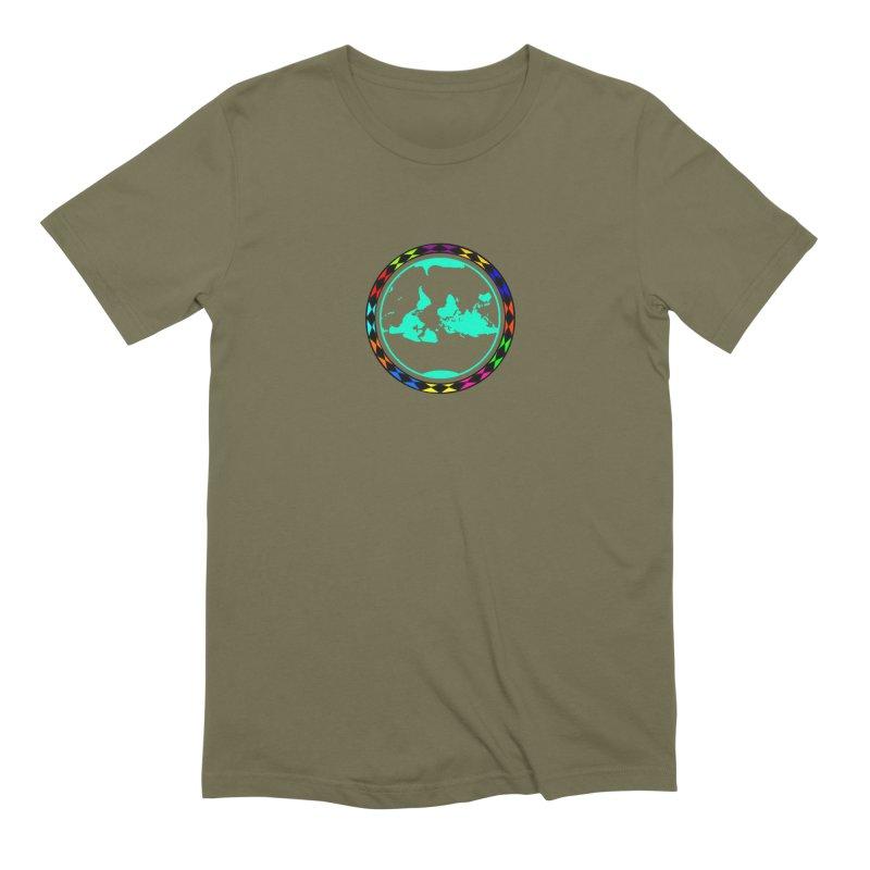 New Vision UN - Center Chest Men's Extra Soft T-Shirt by Ugovi Artist Shop