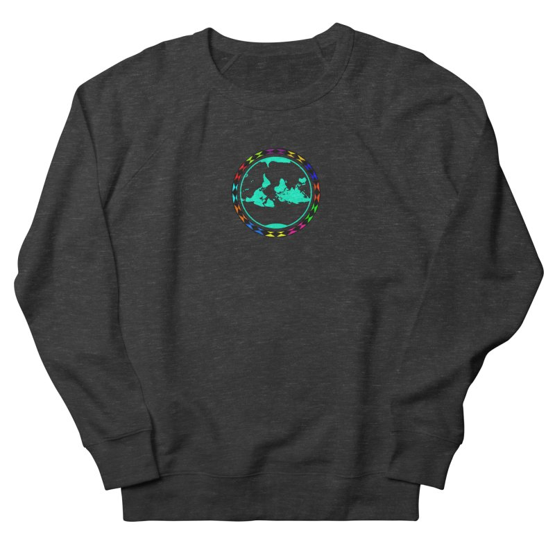 New Vision UN - Center Chest Women's French Terry Sweatshirt by Ugovi Artist Shop
