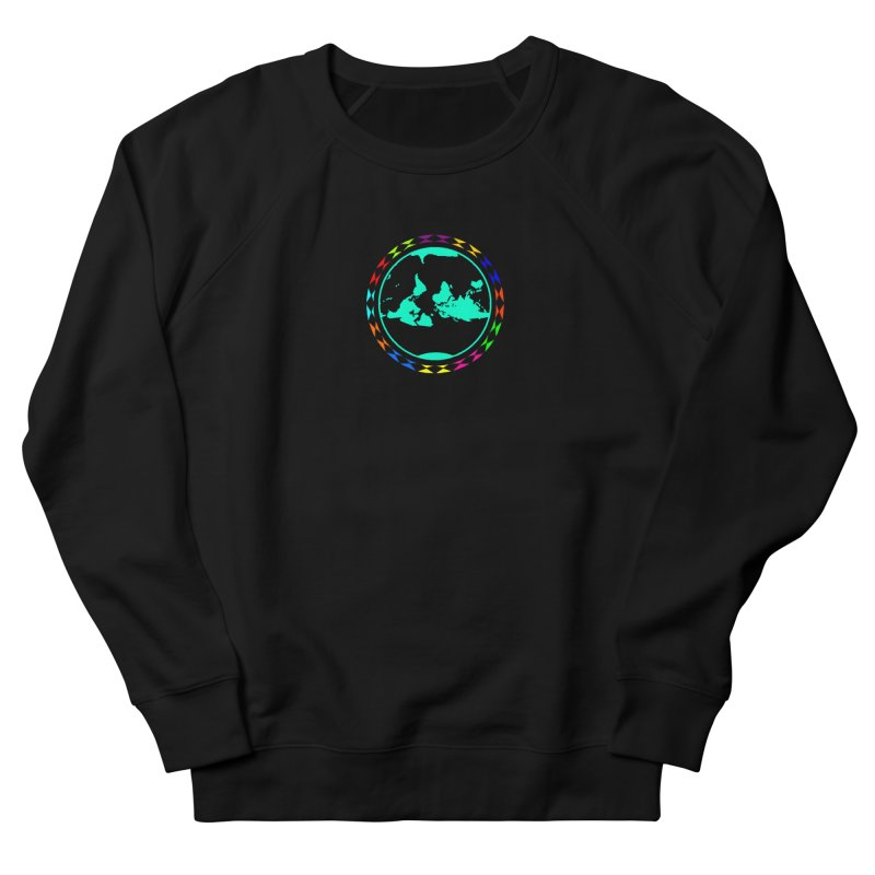 New Vision UN - Center Chest Men's French Terry Sweatshirt by Ugovi Artist Shop