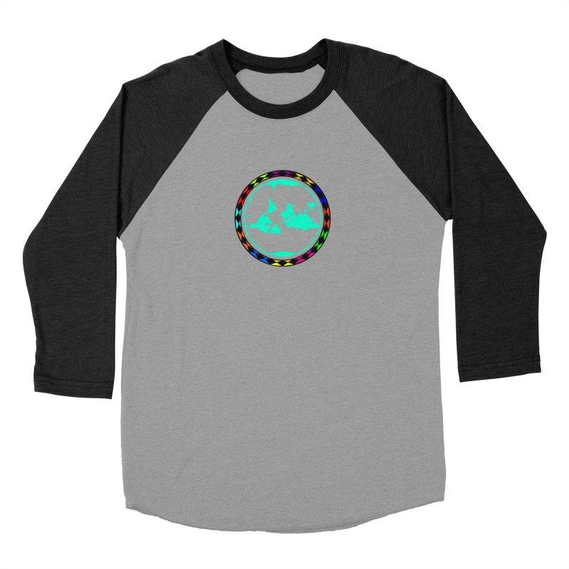 New Vision UN - Center Chest Women's Baseball Triblend Longsleeve T-Shirt by Ugovi Artist Shop