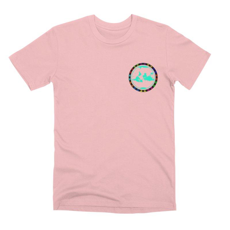 New Vision UN - Heart Position Men's Premium T-Shirt by Ugovi Artist Shop