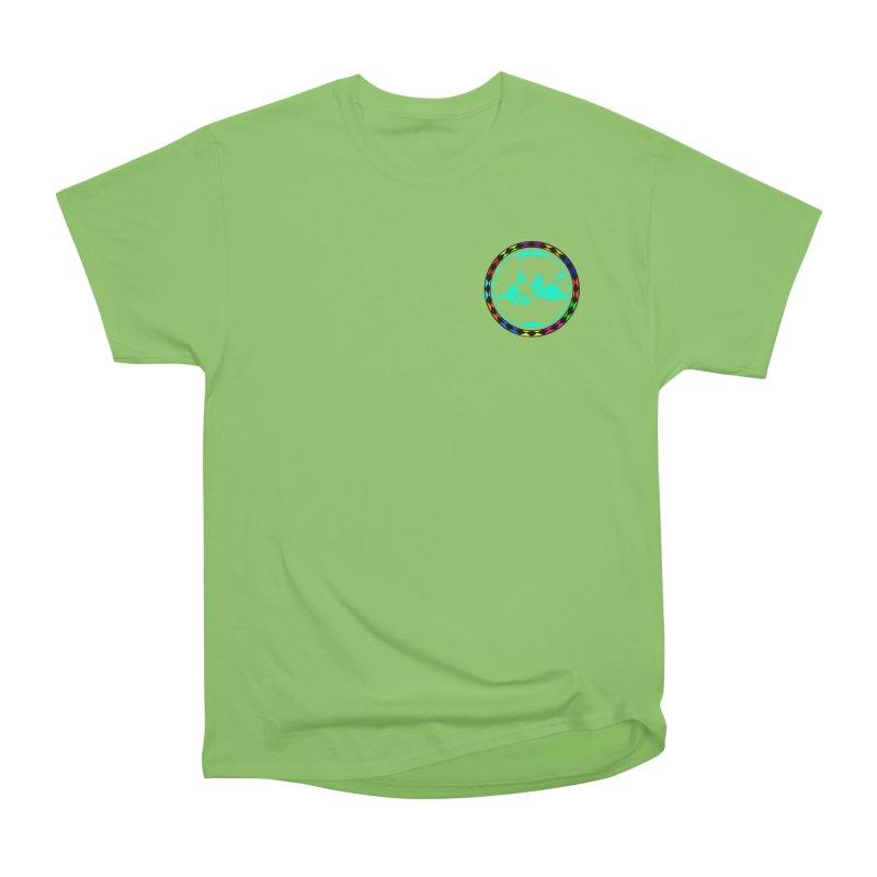 New Vision UN - Heart Position Women's Heavyweight Unisex T-Shirt by Ugovi Artist Shop
