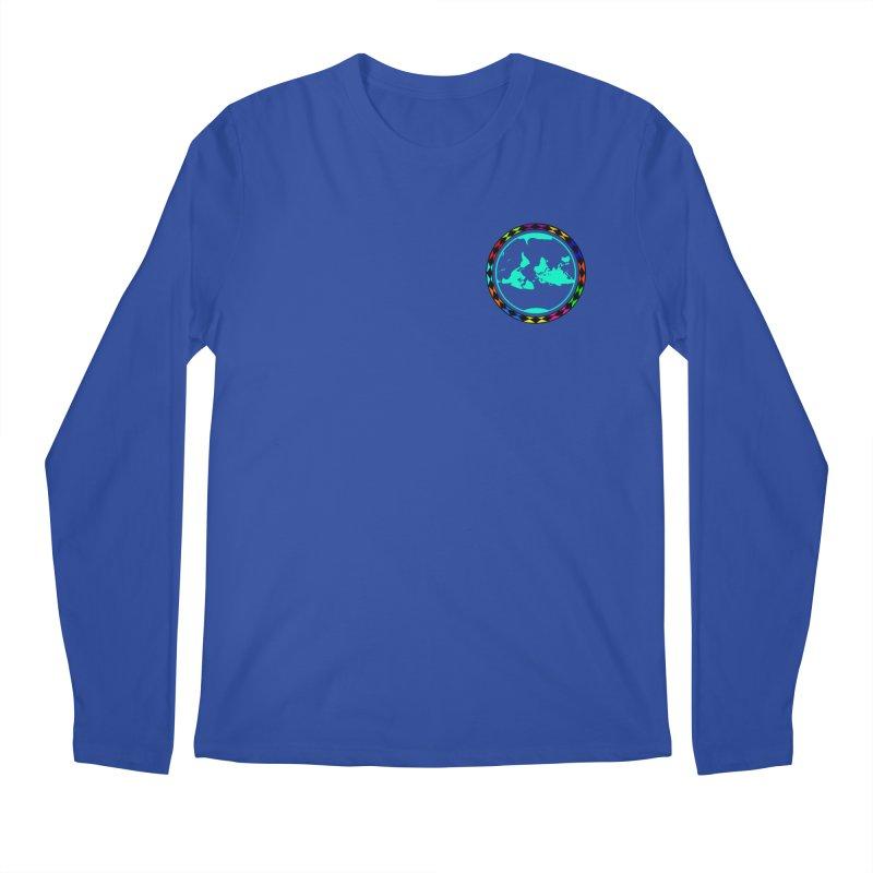 New Vision UN - Heart Position Men's Regular Longsleeve T-Shirt by Ugovi Artist Shop