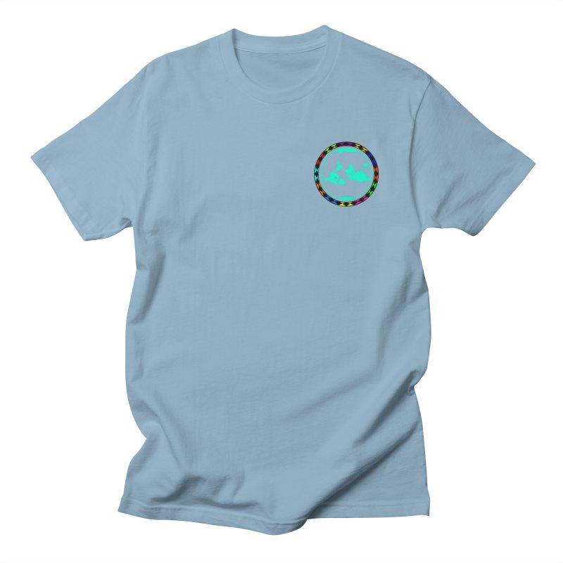 New Vision UN - Heart Position Women's Regular Unisex T-Shirt by Ugovi Artist Shop