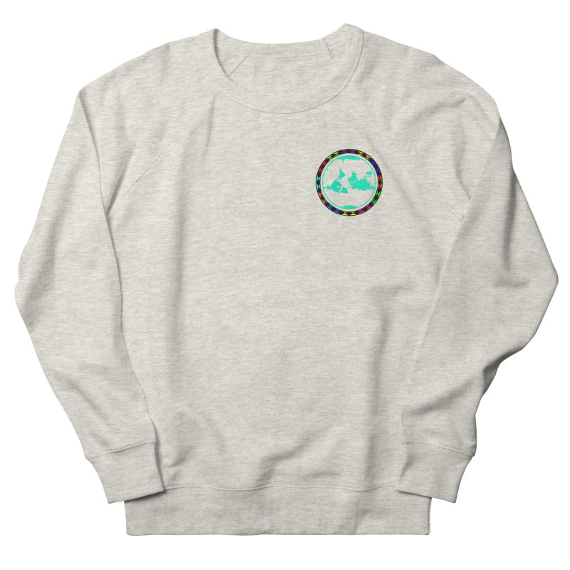 New Vision UN - Heart Position Men's French Terry Sweatshirt by Ugovi Artist Shop
