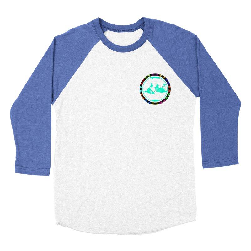 New Vision UN - Heart Position Men's Baseball Triblend Longsleeve T-Shirt by Ugovi Artist Shop