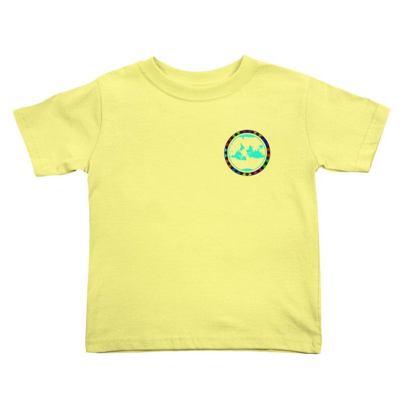 New Vision UN - Heart Position Kids Toddler T-Shirt by Ugovi Artist Shop