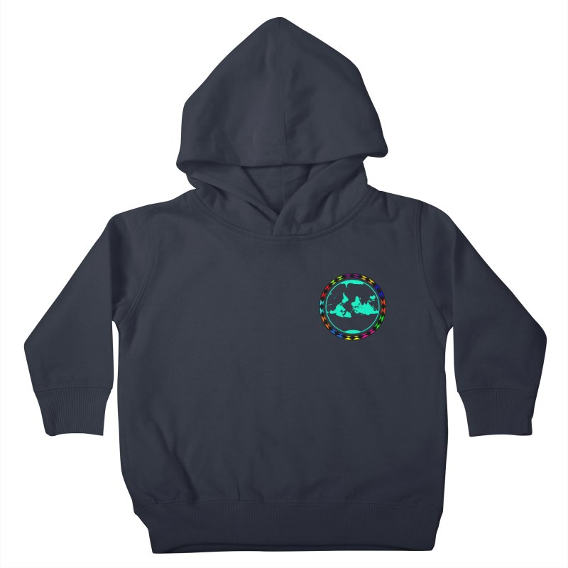 New Vision UN - Heart Position Kids Toddler Pullover Hoody by Ugovi Artist Shop