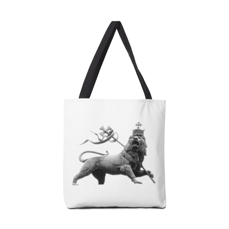 Lion of Judah Accessories Tote Bag Bag by Ugovi Artist Shop