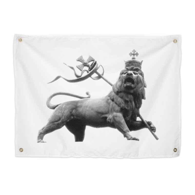 Lion of Judah Home Tapestry by Ugovi Artist Shop