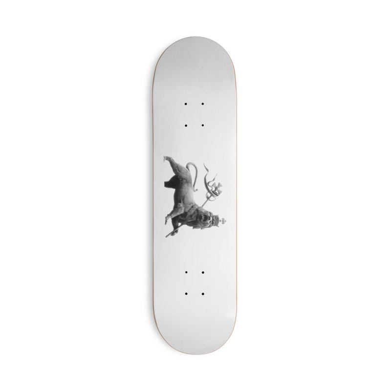 Lion of Judah Accessories Deck Only Skateboard by Ugovi Artist Shop