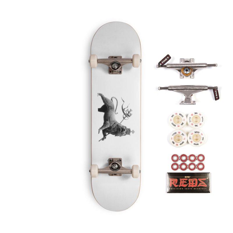 Lion of Judah Accessories Complete - Pro Skateboard by Ugovi Artist Shop