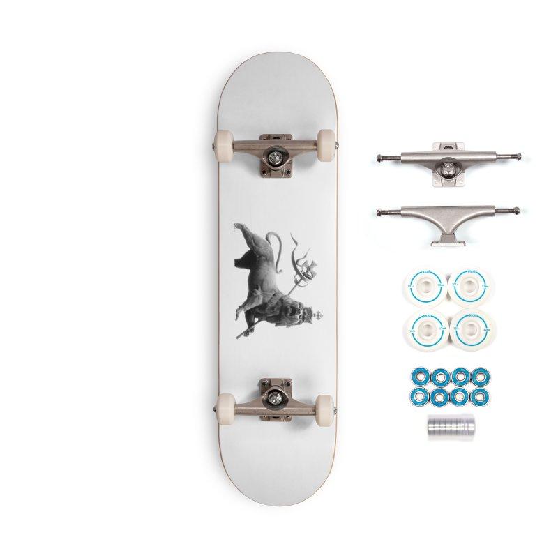Lion of Judah Accessories Complete - Basic Skateboard by Ugovi Artist Shop