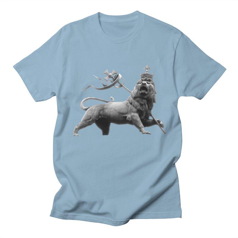 Lion of Judah Women's Regular Unisex T-Shirt by Ugovi Artist Shop
