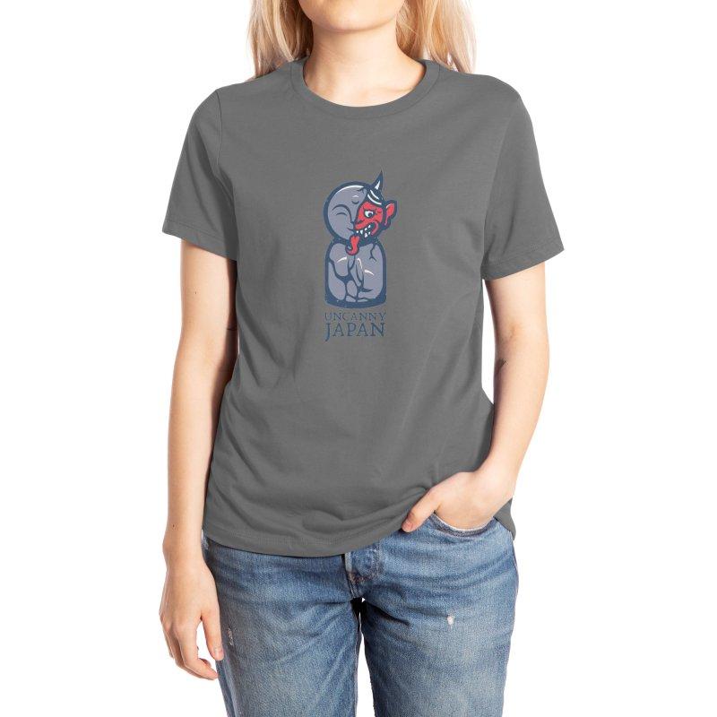 Uncanny Japan-Vertical Women's T-Shirt by UncannyJapan's Artist Shop