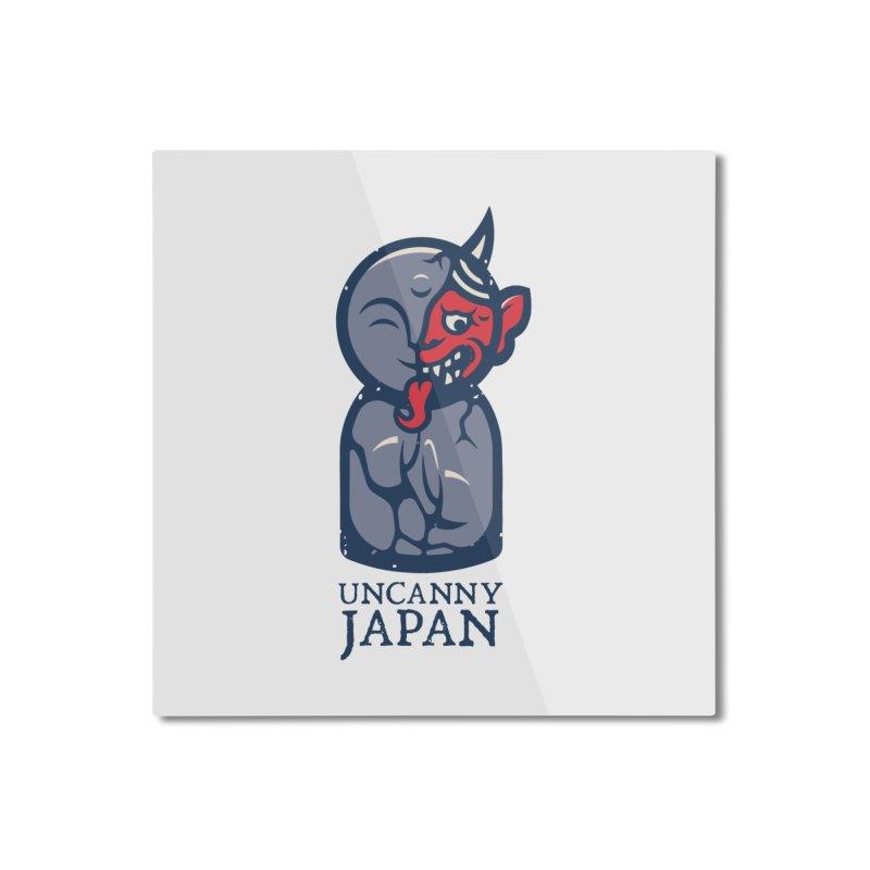 Uncanny Japan-Vertical Home Mounted Aluminum Print by UncannyJapan's Artist Shop