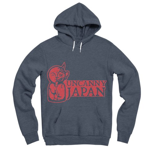 image for Uncanny Japan-horizontal-red