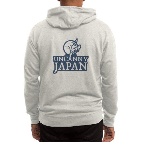 image for Uncanny Japan-text heavy-blue