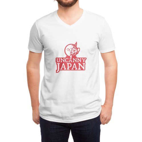 image for Uncanny Japan-text heavy-red