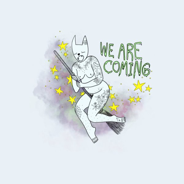 Design for We are coming
