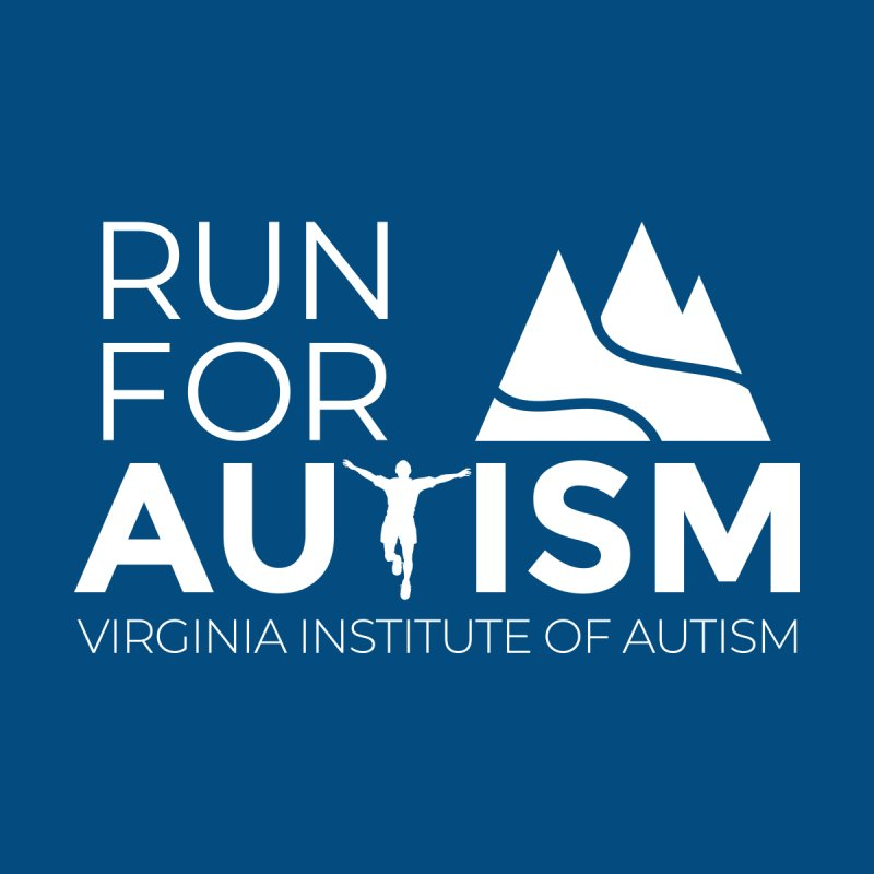 2021 Run For Autism - Limited Edition Men's T-Shirt by Virginia Institute of Autism Shop