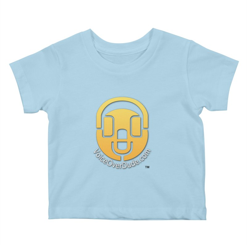 VoiceOverDude Swag Kids Baby T-Shirt by VOriety Designs by VoiceOverDude