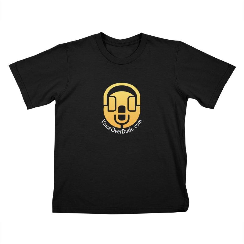 VoiceOverDude Swag Kids T-Shirt by VOriety Designs by VoiceOverDude