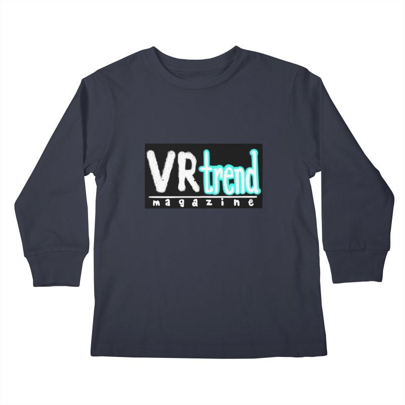 I V R L Kids Longsleeve T-Shirt by VRTrend's Artist Shop