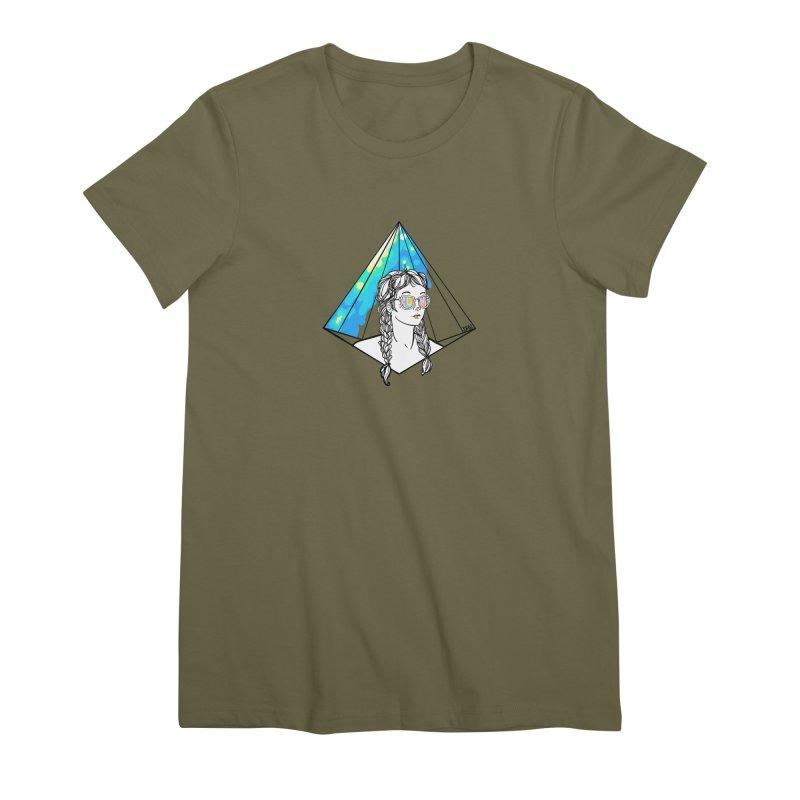Diamond View Women's T-Shirt by VRTrend's Artist Shop