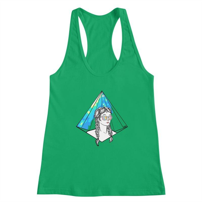 Diamond View Women's Tank by VRTrend's Artist Shop