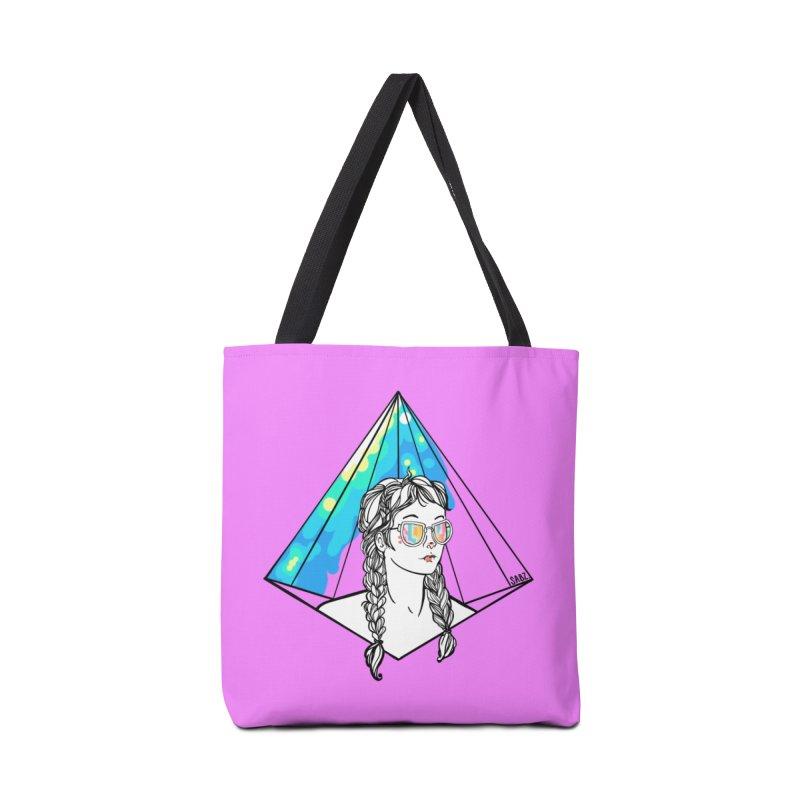 Diamond View Accessories Bag by VRTrend's Artist Shop